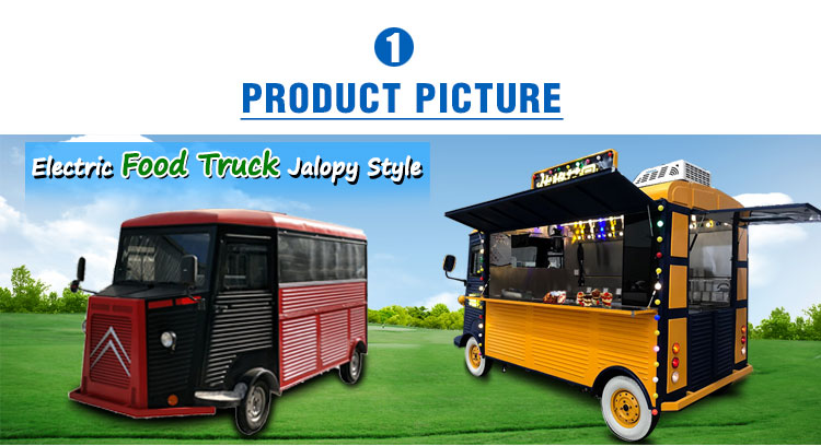 New arrival mobile fast food trucks catering food truck
