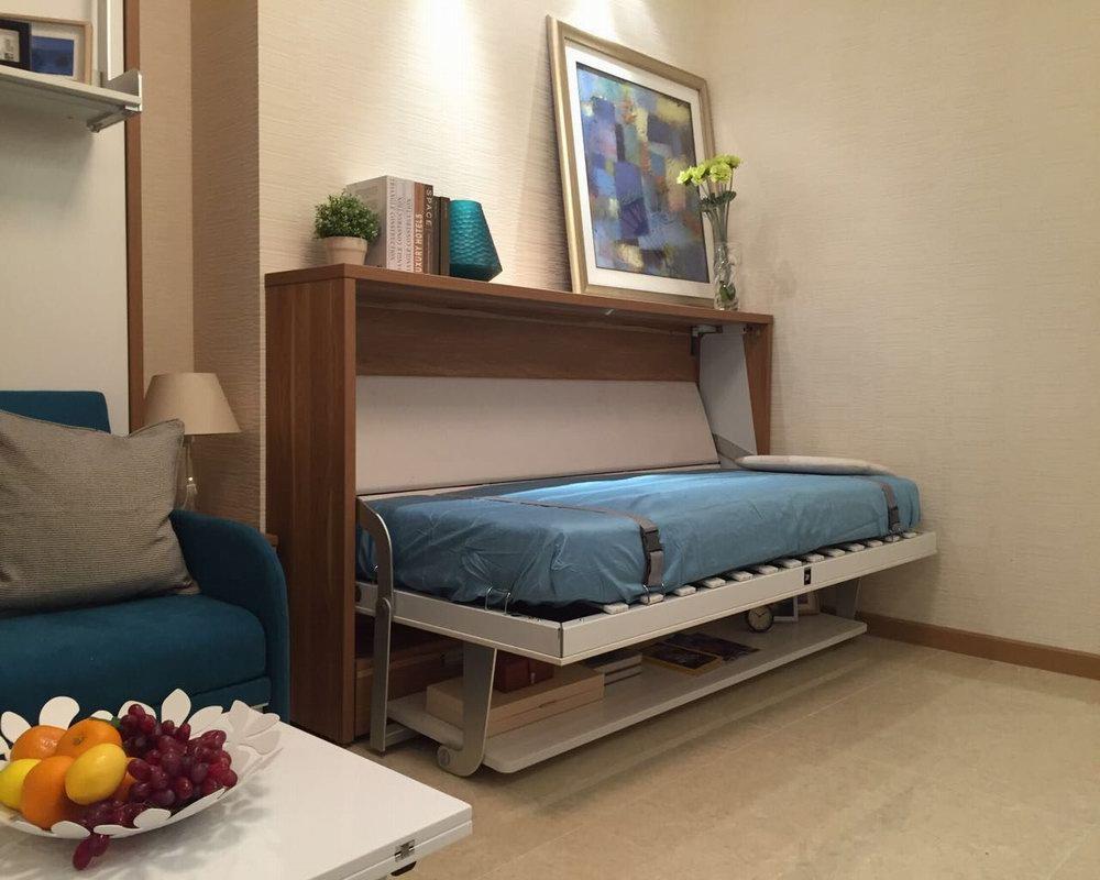 Venta al por mayor diseño de camas escondidas-Compre online los ...