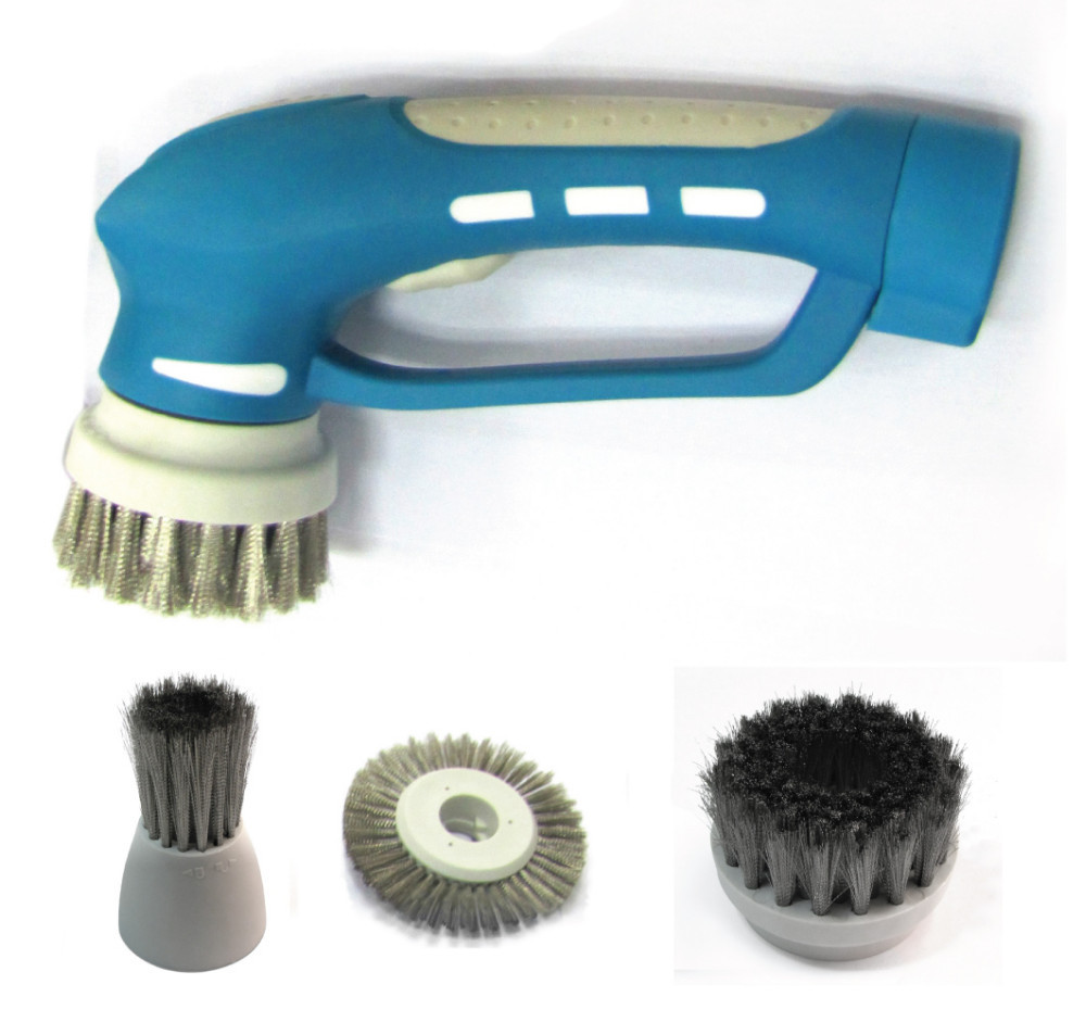 Rotating Scrub Brush, Rotating Scrub Brush Suppliers And Manufacturers At  Alibaba.com