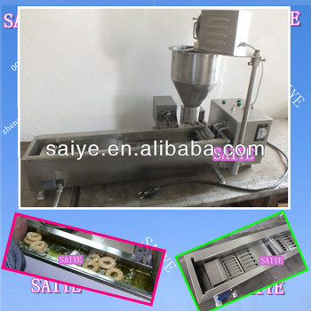 stainless steel mini donut fryer for sale