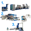Best Full auto Disposable Foam thermocol plate machine, foam plates machine