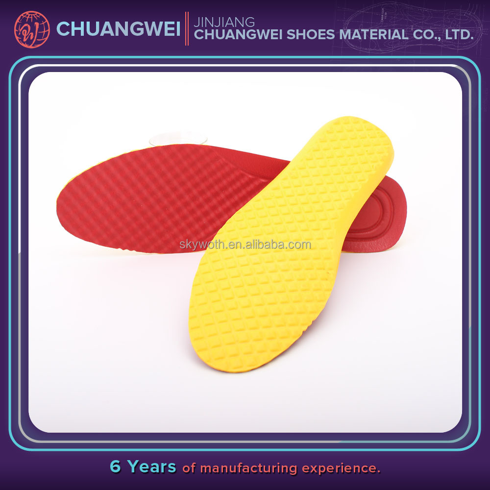 High quality footwear designs for PU insole manufacturer directly