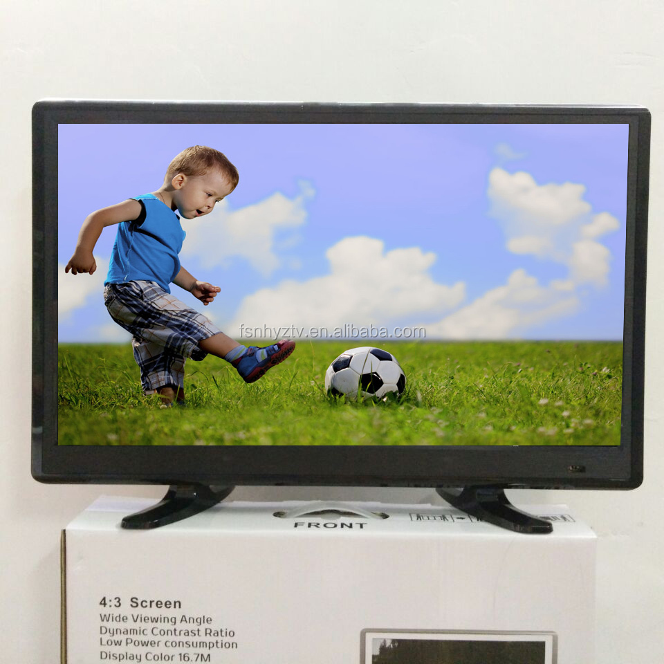 DC 12V Solar Led Lcd Tv