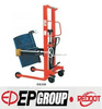 DS HAND DRUM LIFT Manual stacker DS350 with 1t with CE