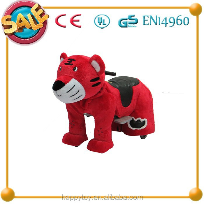 Funny toys!!! HI CE supplier wholesale popular king of tigers battery operated rides