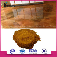 Epoxy coating floor covering pigment, metallic flooring powder for paint coating