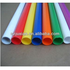 plastic profile PVC/PC/ABS/PP/PE/PS/HDPE/HIPS/PMMA rigid pipe