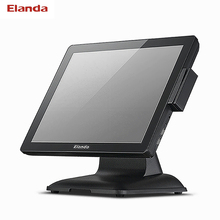 Promotion 15'' windows operating system all in one touch screen POS terminal for restaurant