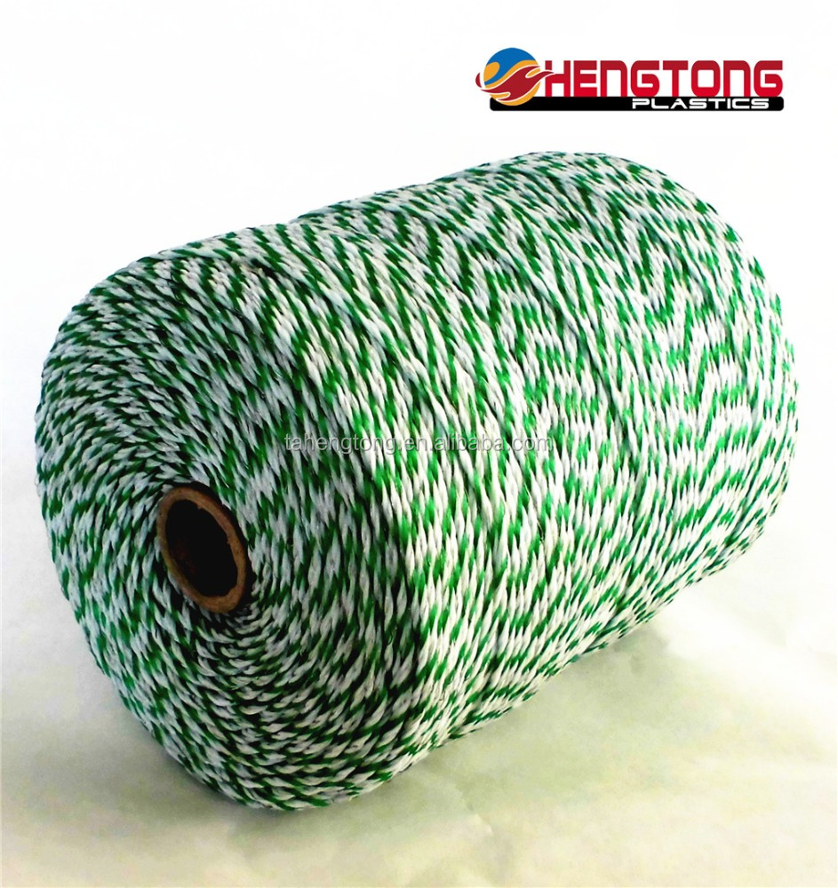 656 feet 9 conductors poly wire for electric fence poliwire