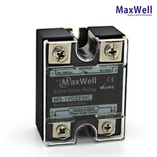 Maxwell MS-1VD2260C power control using scr