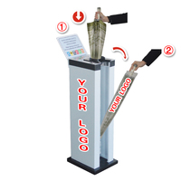 double slot umbrella packer machine hotel equipment and tools Looking for dealer in russia agent