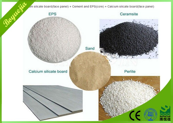 Calcium Silicate Board Specification : Anti quake water proof wet sound insulation cost