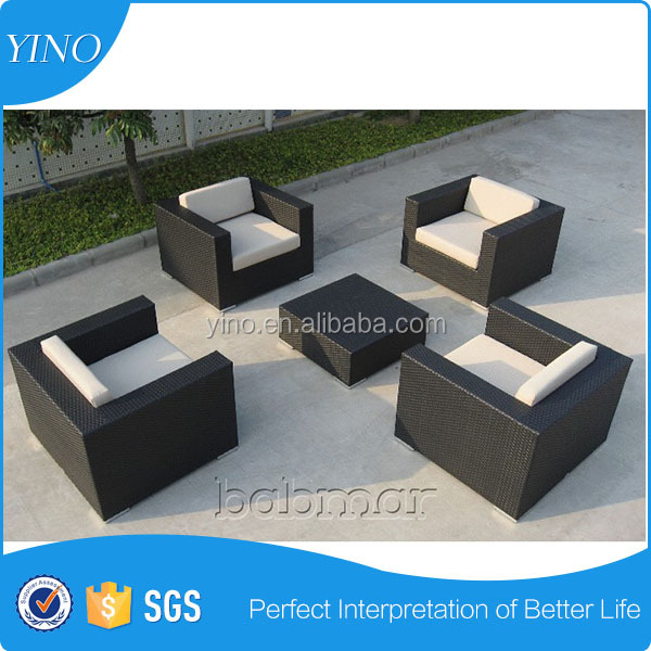 Oversized American style house furniture rattan furniture BR0018