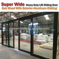 aluminum tilt and turn double glazed window