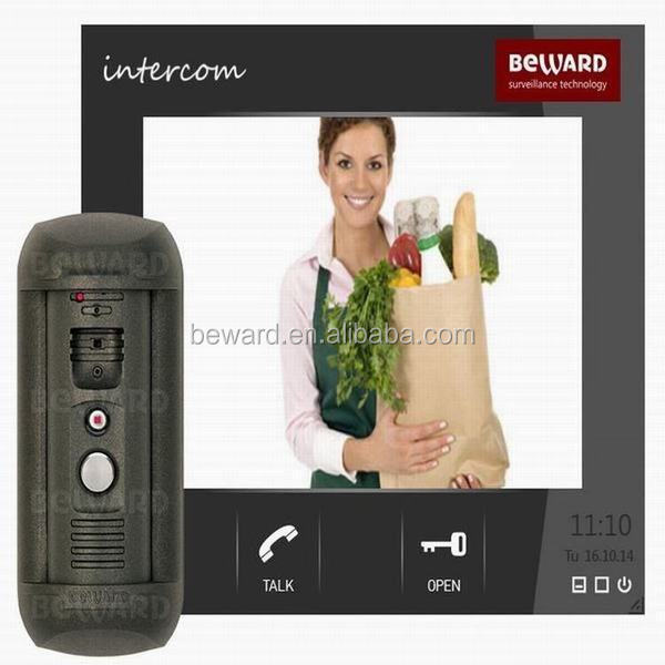 SIP IP video door phone, video intercom for access control system commercial dishwasher parts
