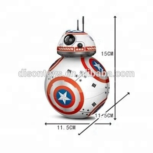 Original manufacturer for sphere droid RC Robot to hot wholesale
