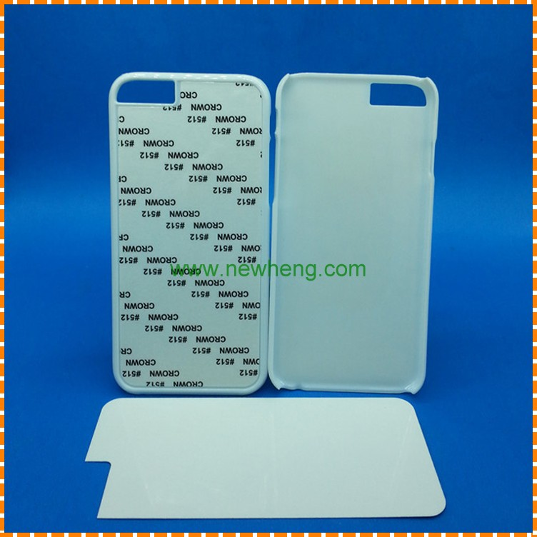 High Quality 2d sublimation pc phone case for iphone 7 plus