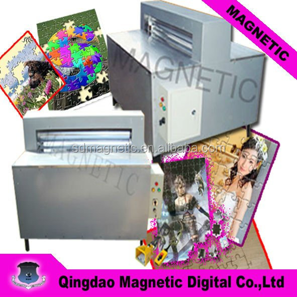 CE approved 1000 pieces best quality puzzle making machine