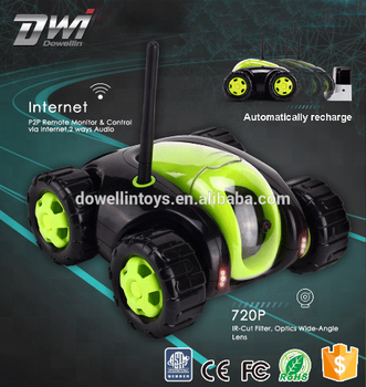 Dwi Wireless Wifi Control Spy Rc Tank Car With Hd Camera Buy Rc