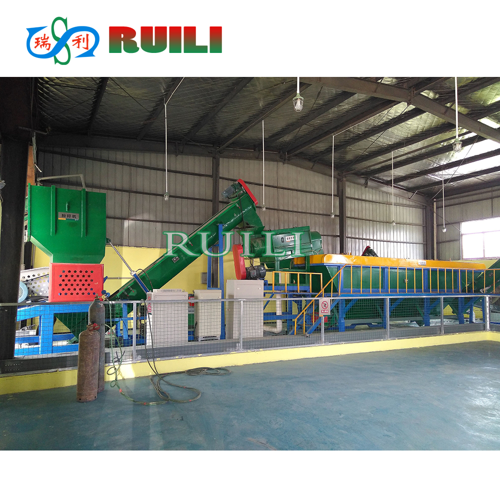 Factory Price Used Plastic Scrap Washing Line for HDPE LDPE PP Film
