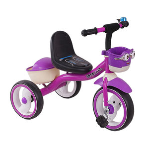 flashing pp plastic wheels tricycle for children for poland