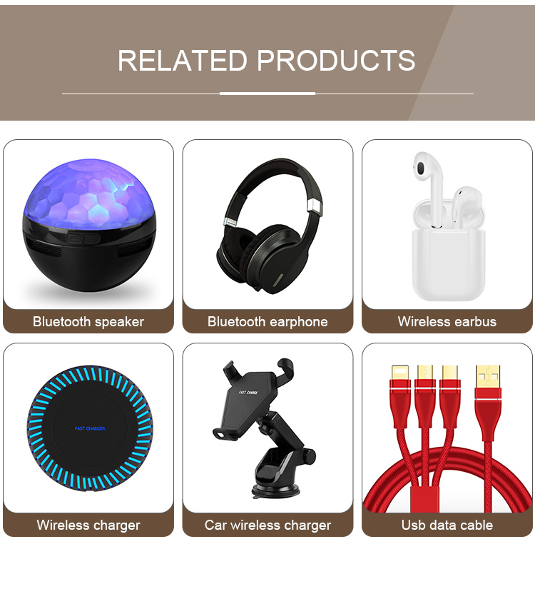 Wholesale Earbuds Wireless, In Ear Noise Cancelling Headphones, Stereo bluetooths Earbuds