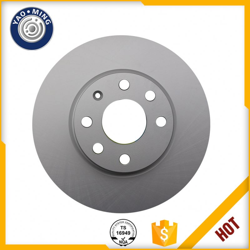 coated trailer brake disc mechanical