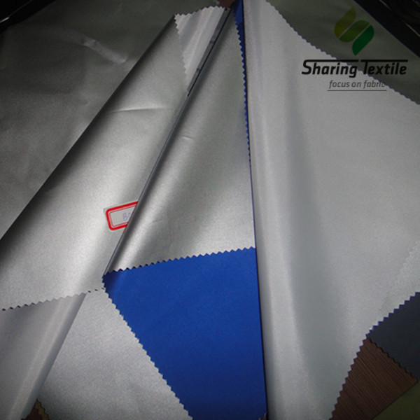 High Quality 150D Silver Coating Oxford Car Cover Fabric/150D Oxford Silver Coating Car Fabric/150D Coating Auto Cover Fabric