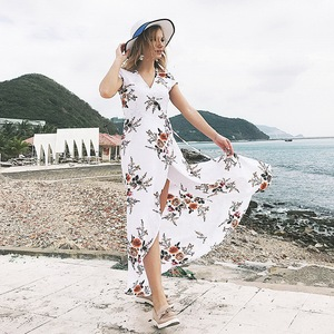 Holiday beach sexy maxi dress vestidos clothing plus size dress skirts clothes women dresses women party