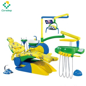 Foshan promotion clinic dental products dentist chair for kids