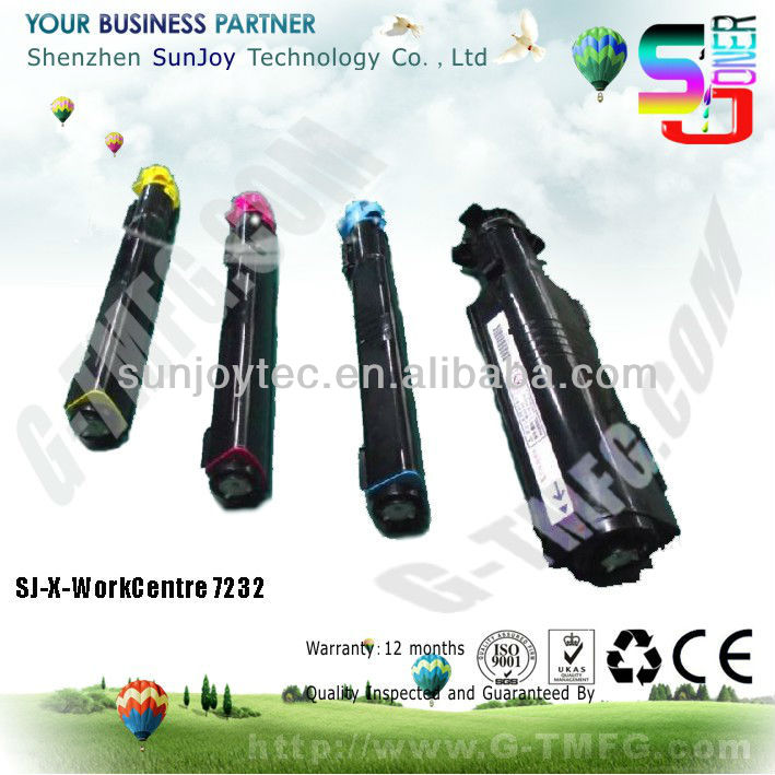 new compatible toner cartridge for Xerox WorkCentre 7232