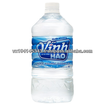 Vinh Hao Mineral Water no Gas Drink 5l