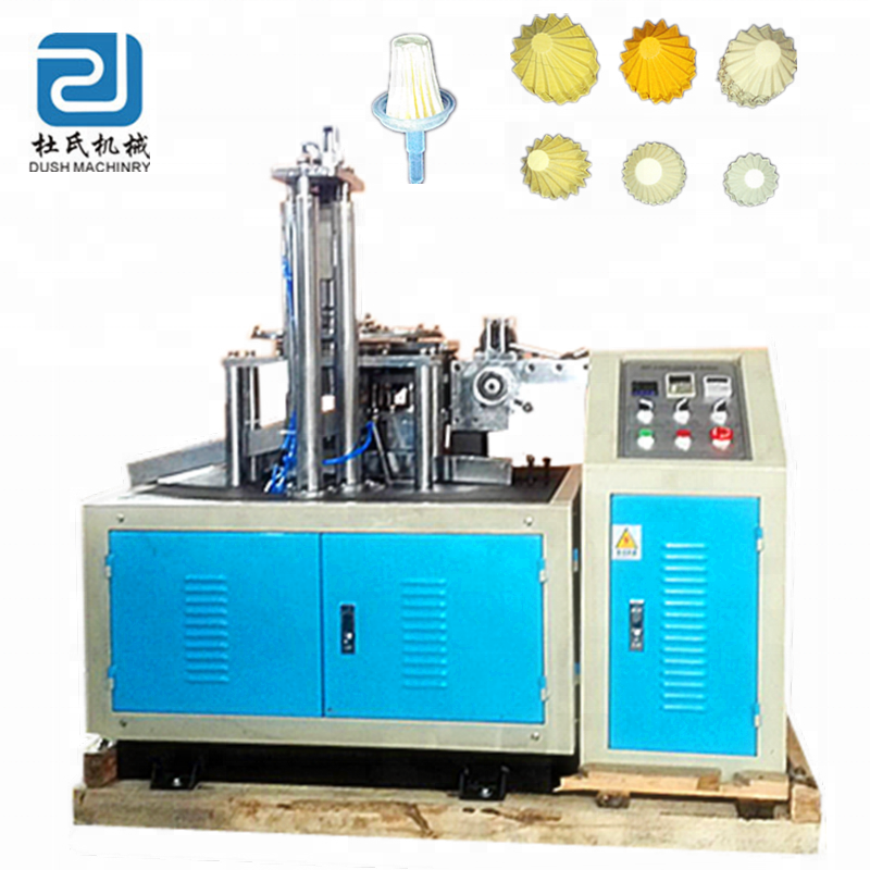 JDGT-C Paper Oil Filters Forming Machine