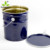 UN 25 liter Metal Paint Pail with Lock Ring Lid