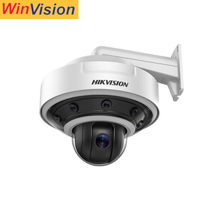 Hikvision PanoVu Series 360 Degree Panoramic IP Camera,1080P 36x PTZ Camera DS-2DP1636Z-D