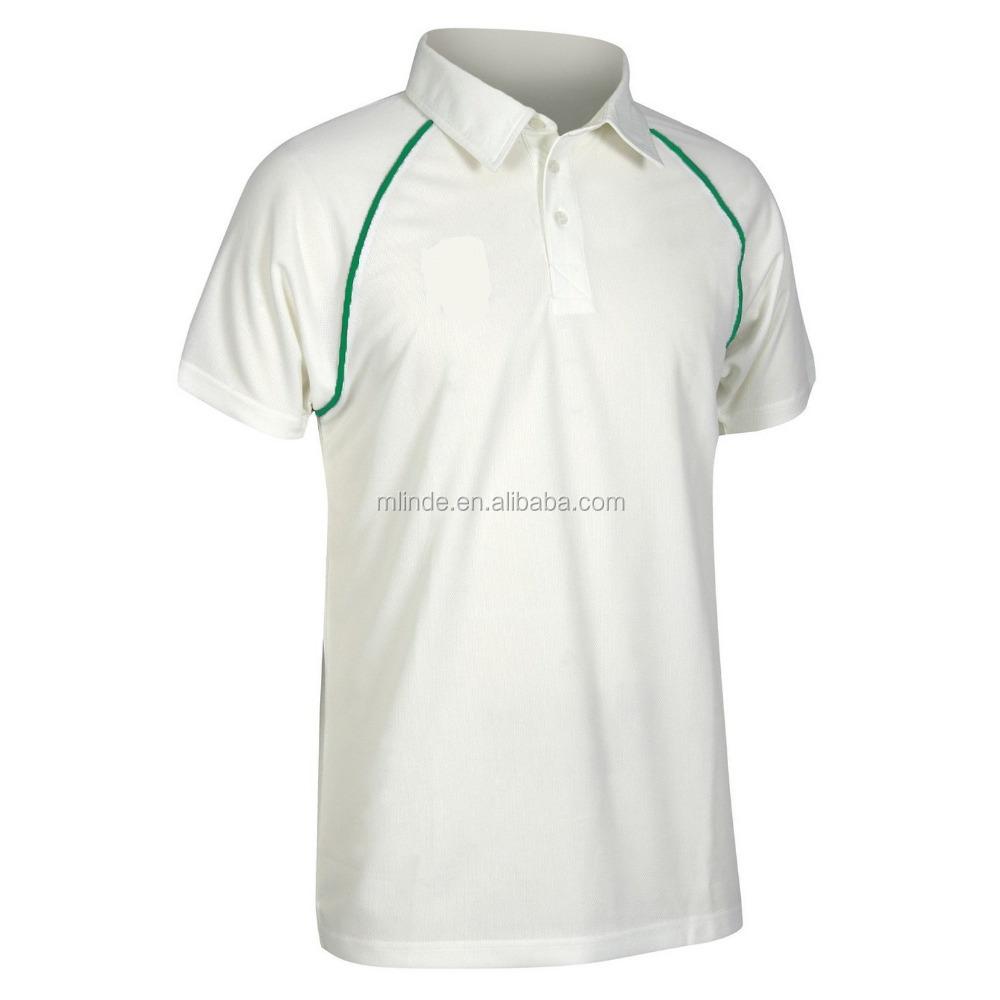 New Model Cricket Jersey Color Uniforms Mens Short Sleeve 100 ...