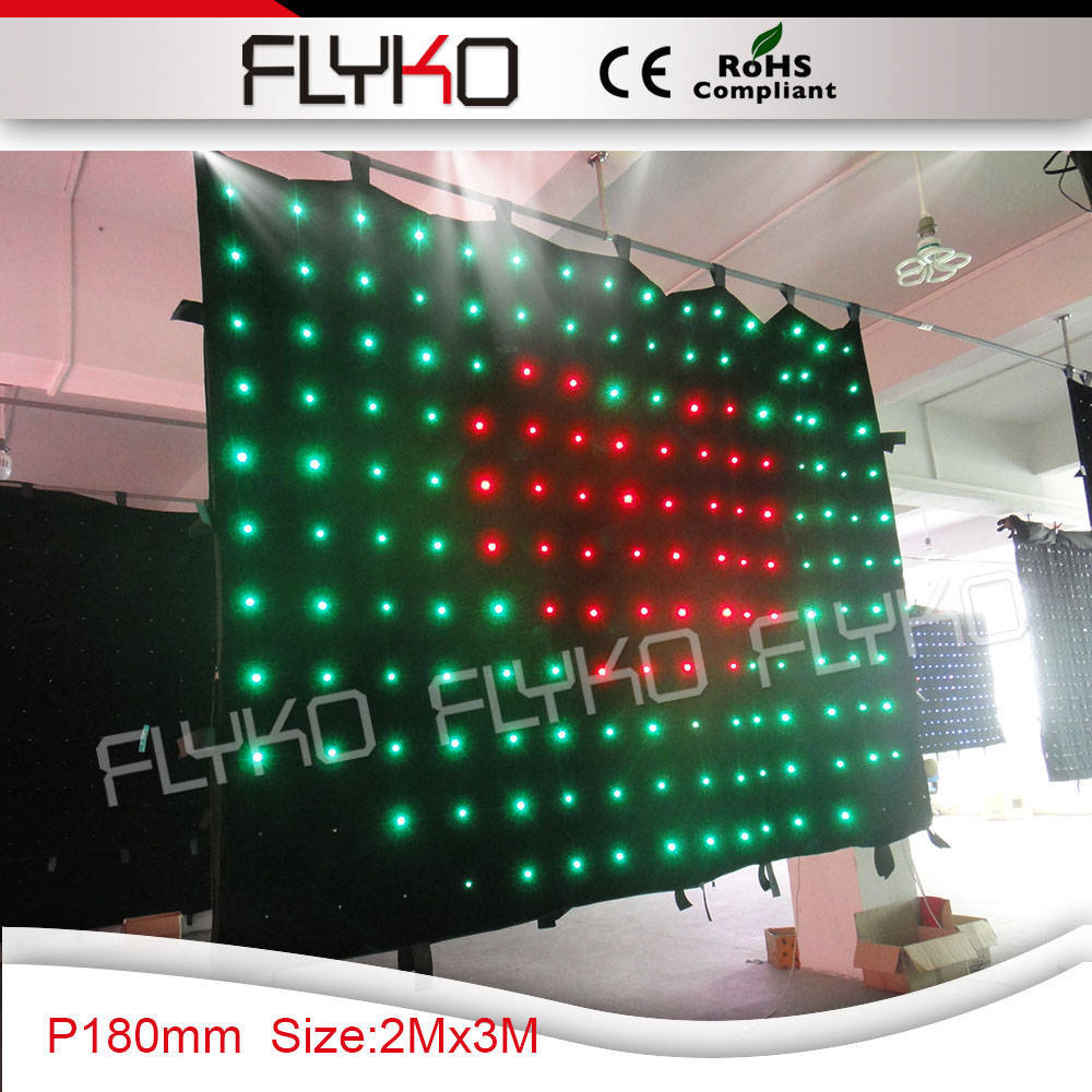 Led Illuminated Curtains Suppliers And Circuit Diagram Sign Board For Tv 5050 Smd Module P10 Manufacturers At