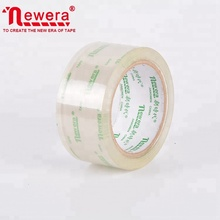 Professionele Fabrikant Super Clear Bopp Acryl Plakband Verpakking Tape