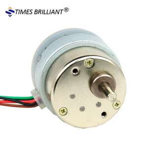 Reduction ratio120:1 5NM 0.4A speed reduction stepping motor Nema 14 stepper gear motor
