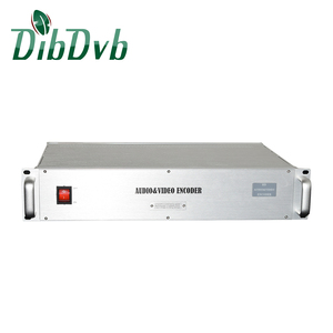 16 channels h.265 hd ip streaming encoder with 10 profiles output per input