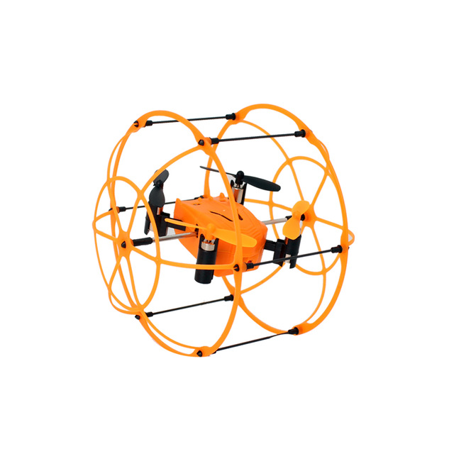 Mini Drone Ball Helicopter Sky Walker 1336 2 4ghz 4ch Fly Ball Rc