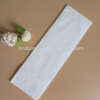 7.6*23cm 3*9 inch 100pcs Depilatory wax strip/disposable muslin epilating strips