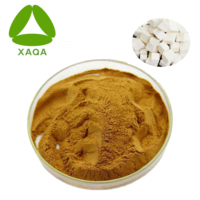 2019 New product 100% pure natural Poria Cocos Extract powder Polysaccharide 10%-50% price