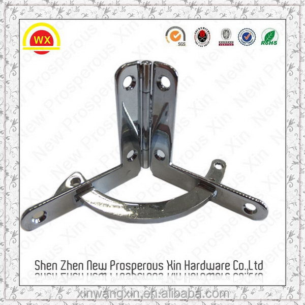 Super quality useful well design 2 ball bearing door hinges