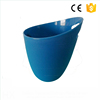 China Wholesale Single Handle plastic beer ice cooler bucket ktv ice bucket wine bottle holder