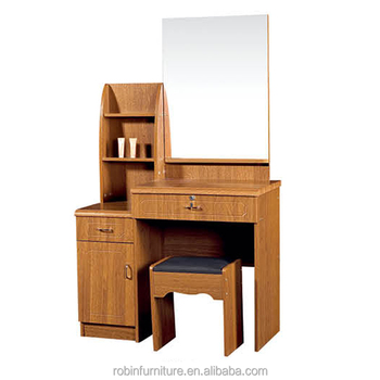 Mirror Furniture High Quality Flat Pack Wooden Cheap Dressing Table