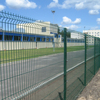 Weldmesh Panel Fencing / powder coated Mesh security fences