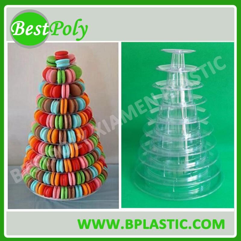beautiful plastic macaron tower macaron display stand wholesale uk buy macaroon towerplastic