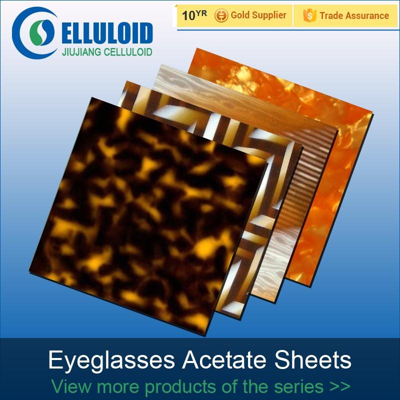 Translucent Colored Acetate Plastic Sheet For Glasses - Buy Plastic ...