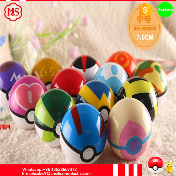 Factory Cheapest Price Big Promotion Pokemon PokeBall Toys pokemon plush toys sale